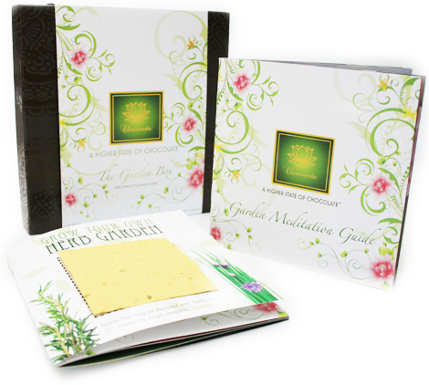 The Garden Box Booklet and Seed Paper