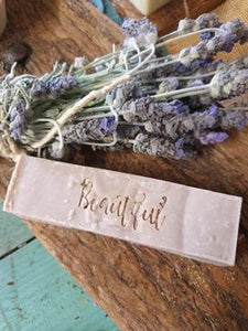 Beautiful Batches - Gratitude Soap