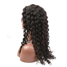 Load image into Gallery viewer, Curly Wave Front Lace Wig