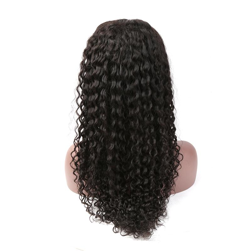 Curly Wave Front Lace Wig