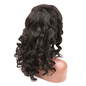 Loose Wave Front Lace Wig