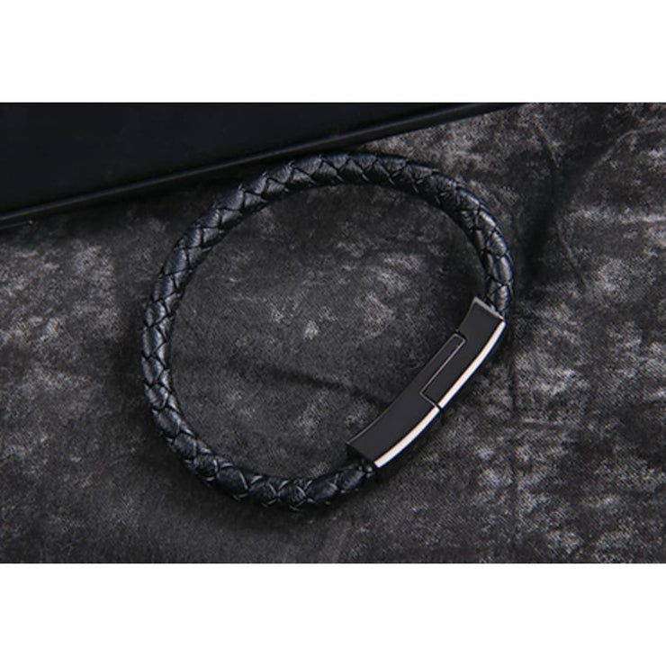 Carbon Black Stealth Bracelet