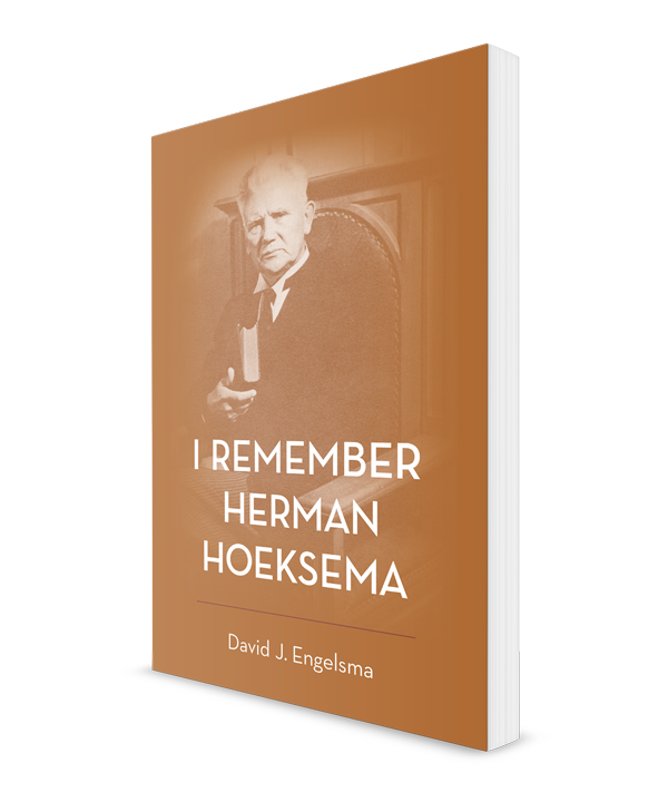 I Remember Herman Hoeksema