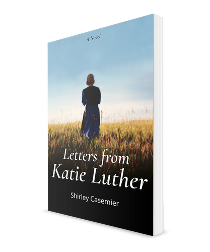 Coming soon: Letters from Katie Luther—preorder today!