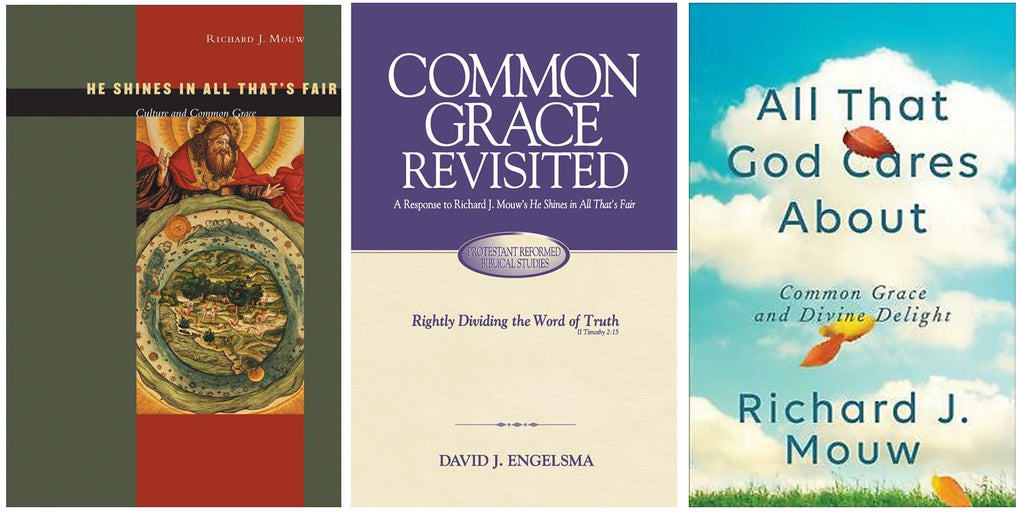Once More, Dr. Richard J. Mouw on Common Grace