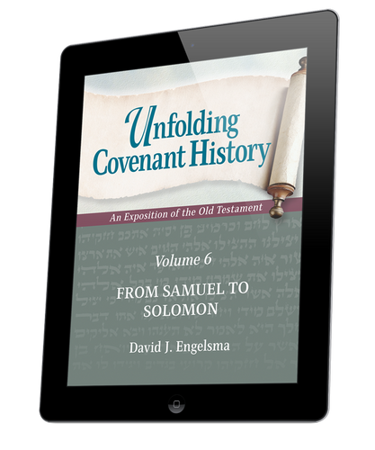 Unfolding Covenant History, Volume 6 – ebook now available!