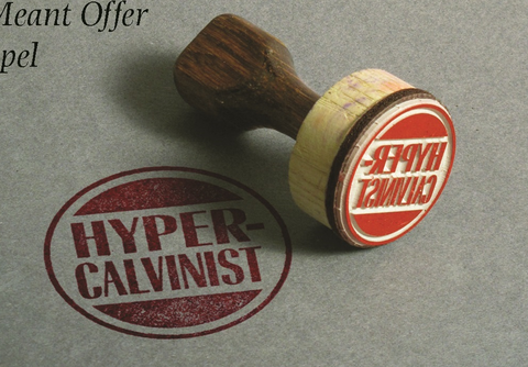 The Charge of Antinomianism (4): Hyper-Calvinism?