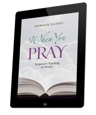 How's your prayer life?
