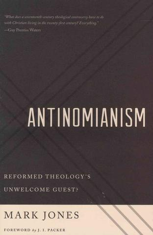 The Charge of Antinomianism (2): A Novel Definition