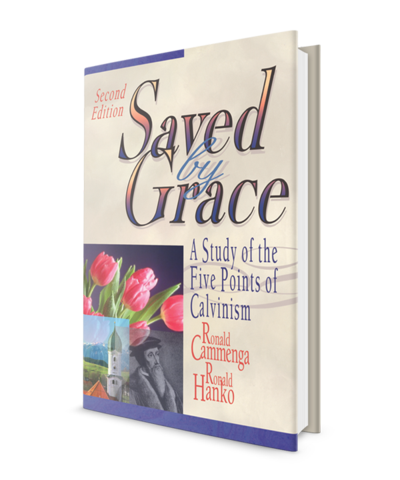 TODAY! Iron Sharpens Iron Radio Interview with Prof. Cammenga - Saved by Grace