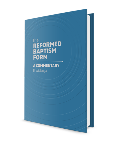 A book about baptism for people in the pew