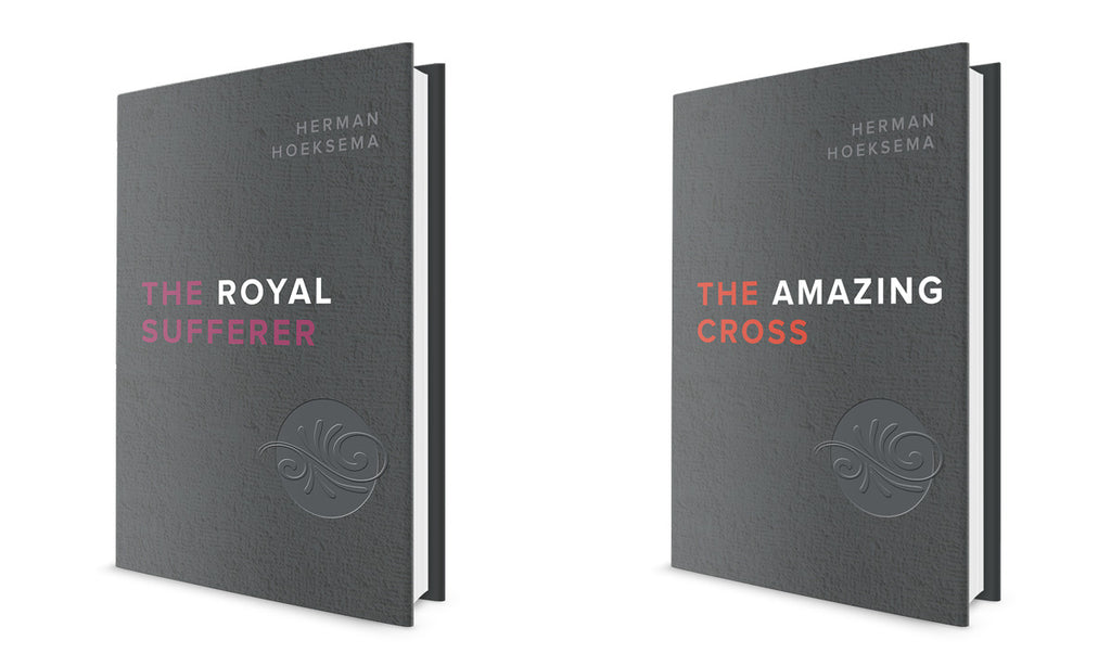 Two edifying books on Christ's cross for only $15!