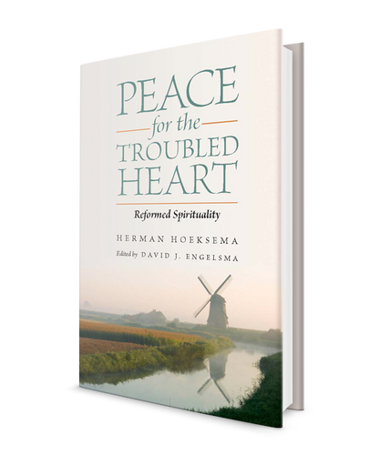 Peace for the Troubled Heart devotional