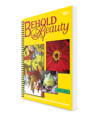 Behold the Beauty - Art Curriculum (Second & Third Grade)