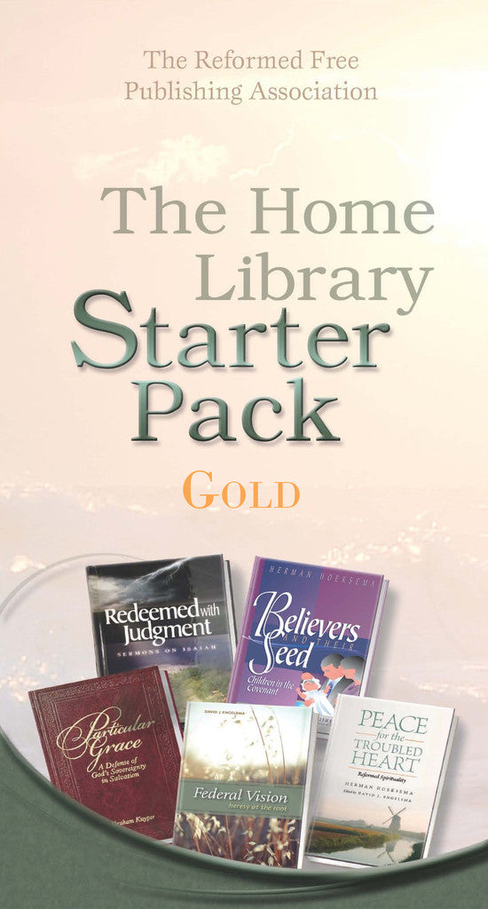 Gold Home Library Starter Pack