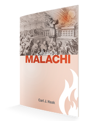 Malachi, Studies in