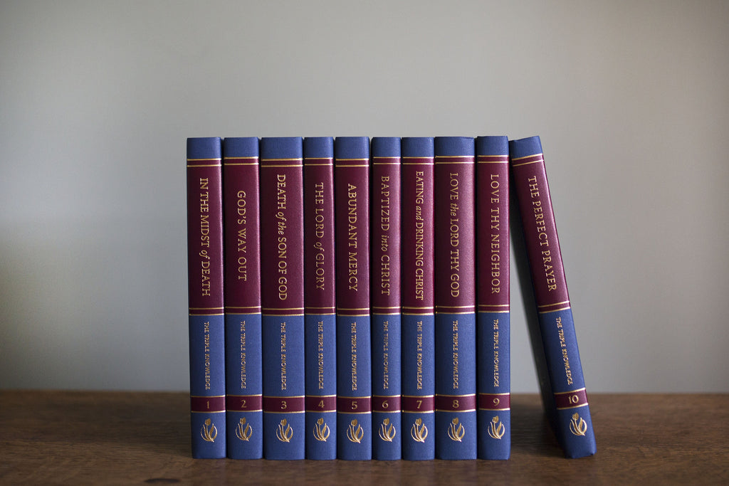 Triple Knowledge Series: Volumes 1-10