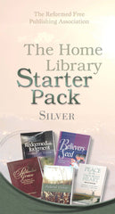 Silver Home Library Starter Pack