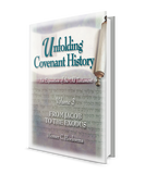 Unfolding Covenant History: From Jacob to the Exodus - Volume 3