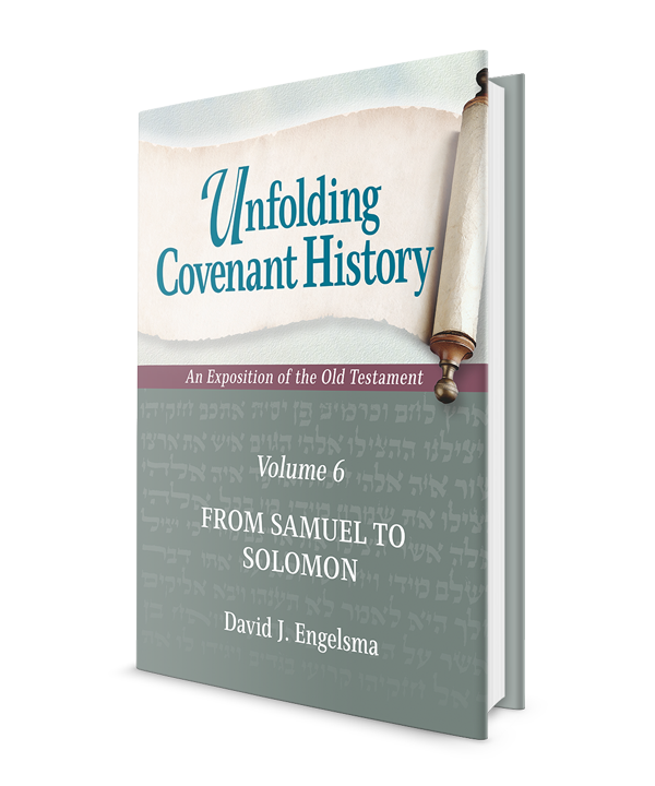Unfolding Covenant History: From Samuel to Solomon - Volume 6