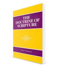 Doctrine of Scripture, The