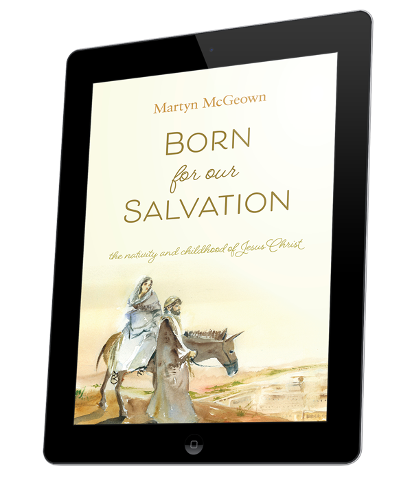 Born For Our Salvation (ebook)