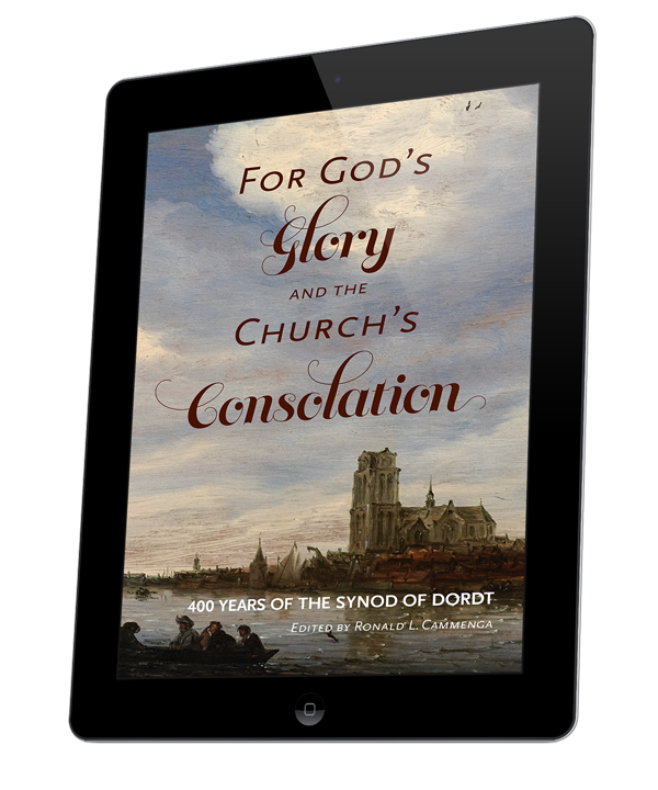 For God's Glory and the Church's Consolation, ebook