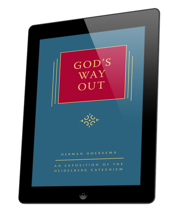 God's Way Out: volume 2 in The Triple Knowledge series (ebook)