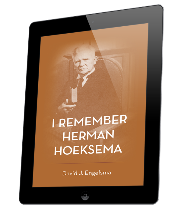 I Remember Herman Hoeksema (ebook)