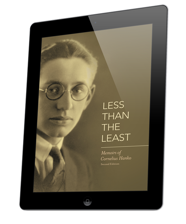 Less Than the Least (ebook)