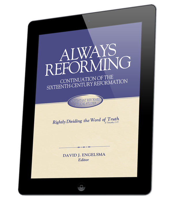 Always Reforming (ebook)