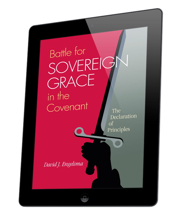 Battle for Sovereign Grace in the Covenant (ebook)
