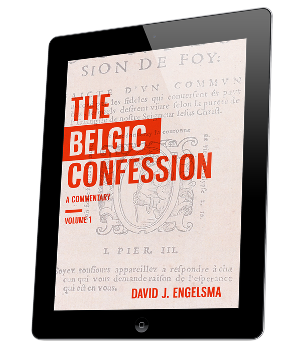 The Belgic Confession: A Commentary (volume 1) - ebook