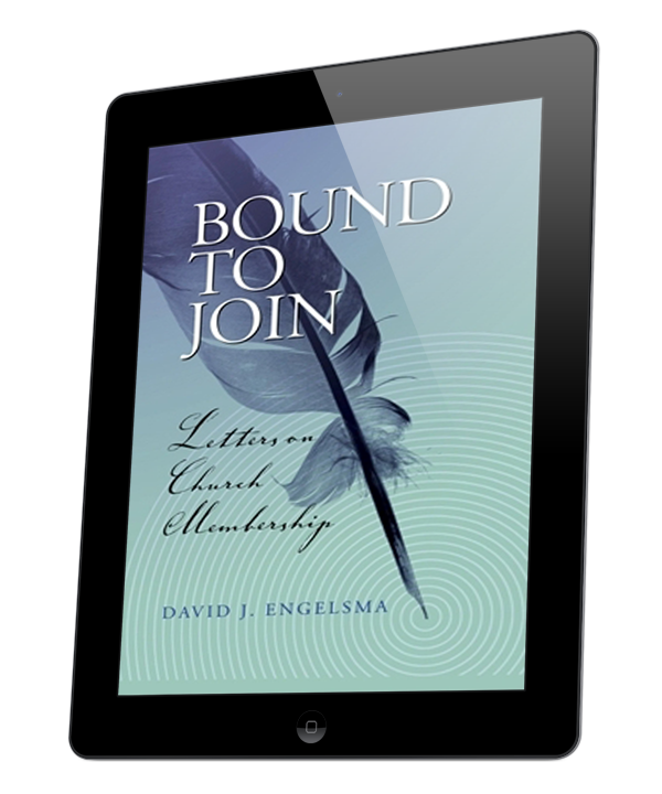 Bound to Join (ebook), Letters on church membership