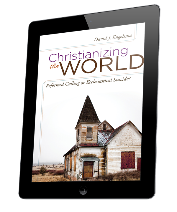 Christianizing the World, Reformed Calling or Ecclesiastical Suicide (ebook)
