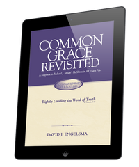 Common Grace Revisited (ebook)