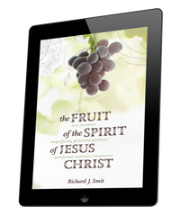 Fruit of the Spirit of Jesus Christ, The (ebook)