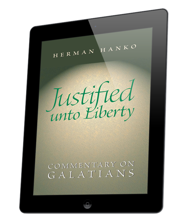 Justified unto Liberty (ebook)