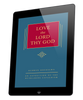 Love the Lord Thy God - Volume 8 (ebook)