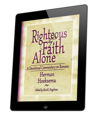 Righteous by Faith Alone (ebook)