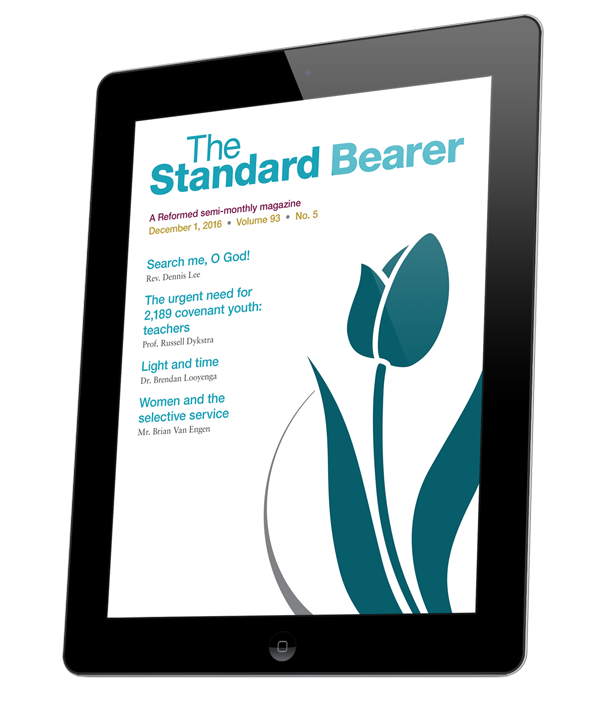Esubscription - The Standard Bearer (2-year)