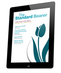 Esubscription for CURRENT Hardcopy Subscribers - The Standard Bearer
