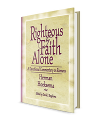 Righteous by Faith Alone