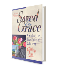 Saved by Grace (hardcover)