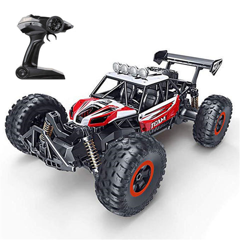 Hobby Ola RC Car Electric 1/16 Off-Road Vehicle 2.4G RWD RTR Model Toy Race track - hobbyola
