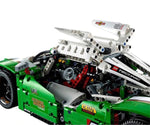 DECOOL Technic City Series 2-in-1 24 Hours Race Car Building Blocks 1219+Pcs - hobbyola