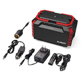 Portable Power Station 150Wh Camping Generator Lithium Power Supply 4 DC Ports, 4 USB Ports - hobbyola