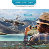 UAV Drone RC Quadcopter SP600 RTF WiFi FPV Camera 720P HD W/Voice Control - hobbyola