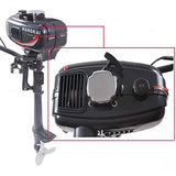 Fishing Outboard Motor Two-strok 3.5 Hp Superior Engine Water Cooling System - hobbyola