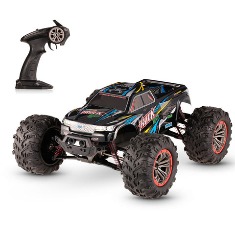Car Toys 1/10 RC Racing Car 2.4G 4WD 46km/h High Speed Monster Truck - hobbyola
